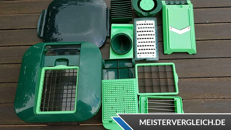 Genius Nicer Dicer Chef Test