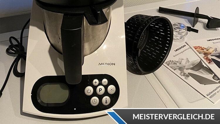 MEDION Küchenmaschine Test