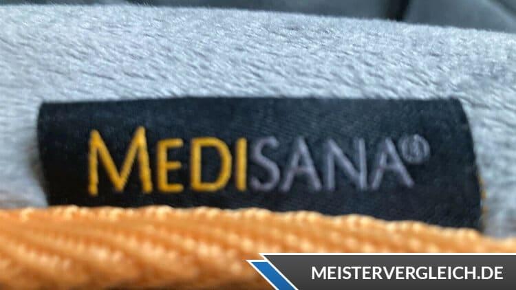 MEDISANA Massagematte Logo
