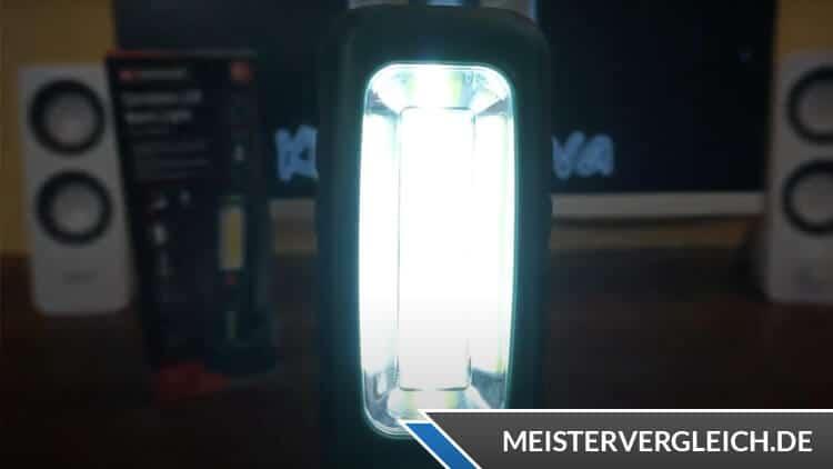 PARKSIDE LED-Akku-Arbeitsleuchte Licht
