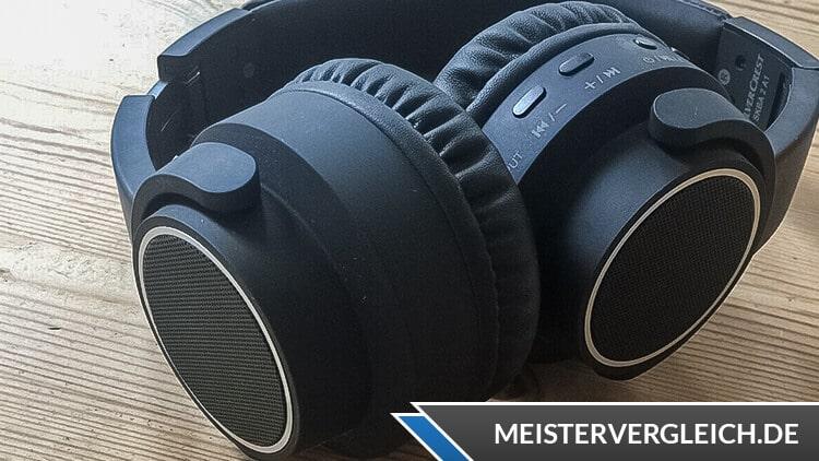 SILVERCREST Bluetooth Kopfhörer von Lidl