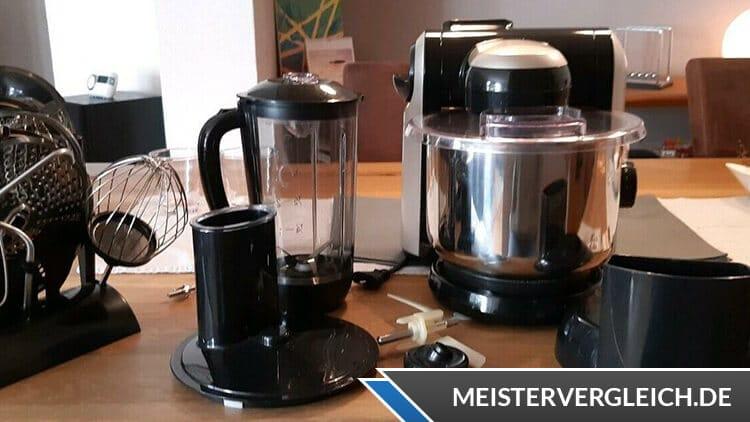 SILVERCREST Küchenmaschine Vergleich