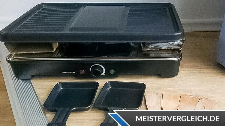 SILVERCREST Raclette-Grill Test