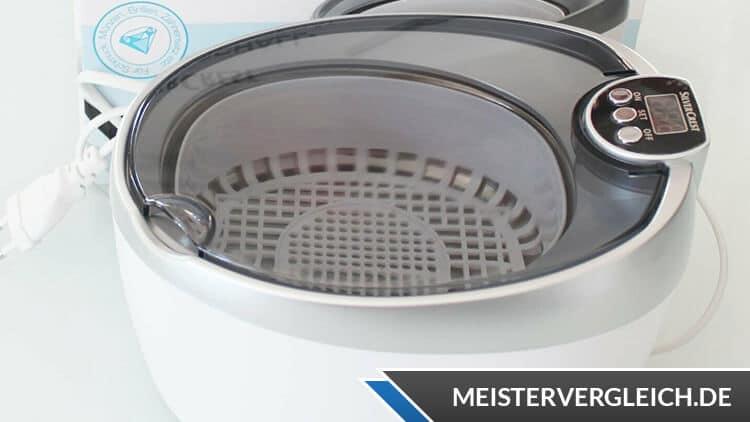 SILVERCREST Ultraschall-Reinigungsgerät Test