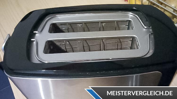 SWITCH ON Toaster Brötchenaufsatz