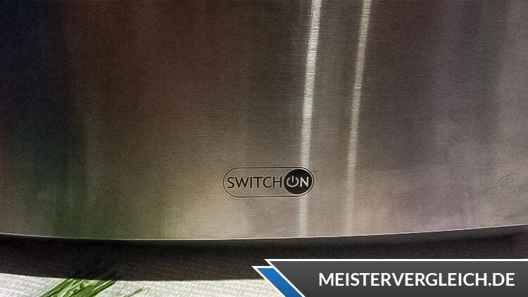 SWITCH ON Toaster Qualität