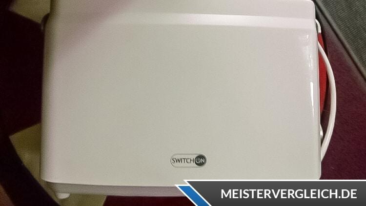 SWITCH ON Toaster Vergleich