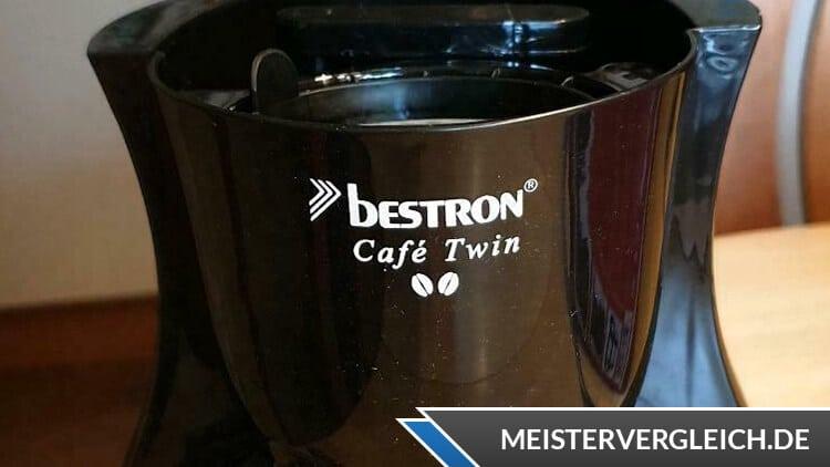 BESTRON Kaffeemaschine Test