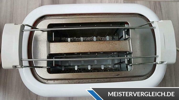 Bestron Toaster mit 2 Slots