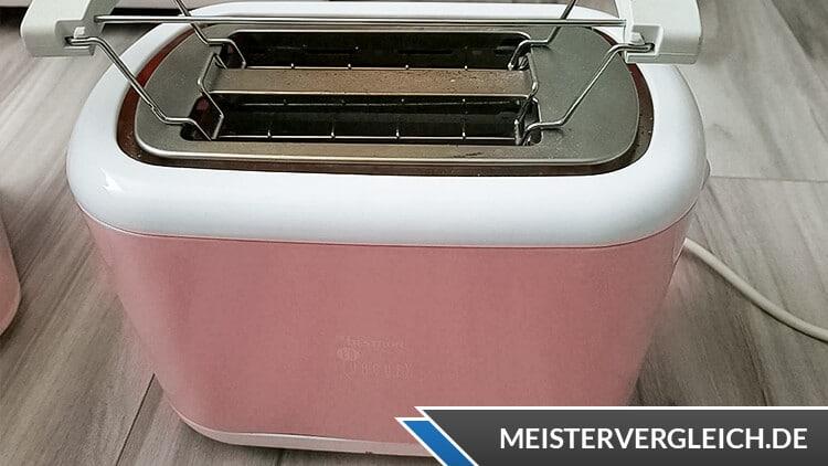 Bestron Toaster Test
