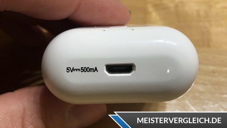 Blaupunkt True Wireless In-Ear-Kopfhörer TWS 20 Ladeschale