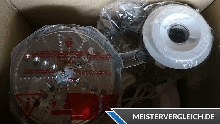 BOSCH MCM3200W Küchenmaschine Lieferumfang