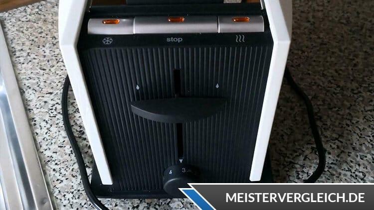 BRAUN Multiquick 3 HT 450 Toaster Bräunungsgradregler