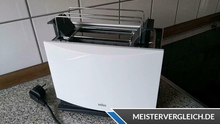 BRAUN Multiquick 3 HT 450 Toaster