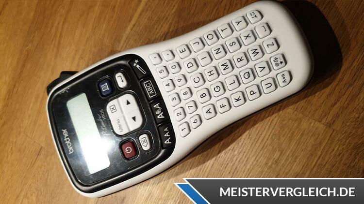 Brother Beschriftungsgerät P-touch H105 Test