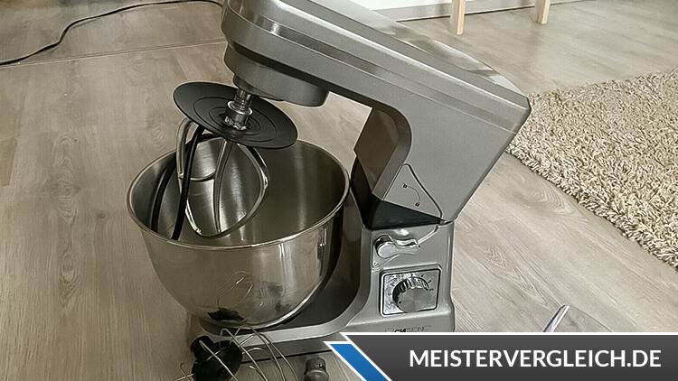 CLATRONIC Küchenmaschine Test