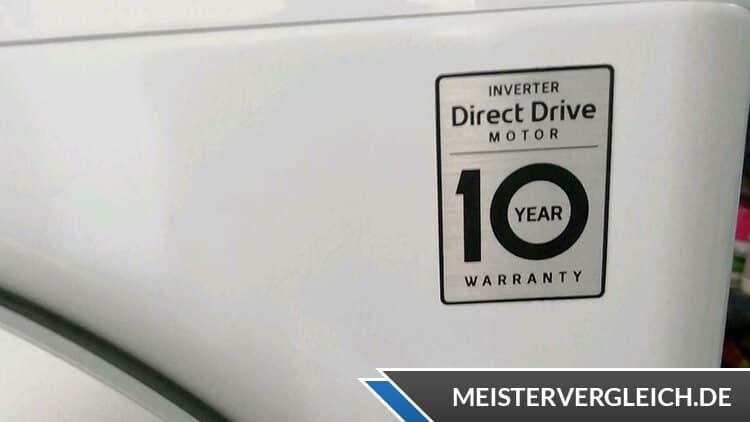 LG F14WM7KS1 Waschmaschine Direct Drive