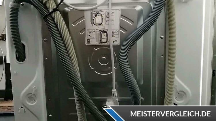 LG F14WM7KS1 Waschmaschine Rückseite