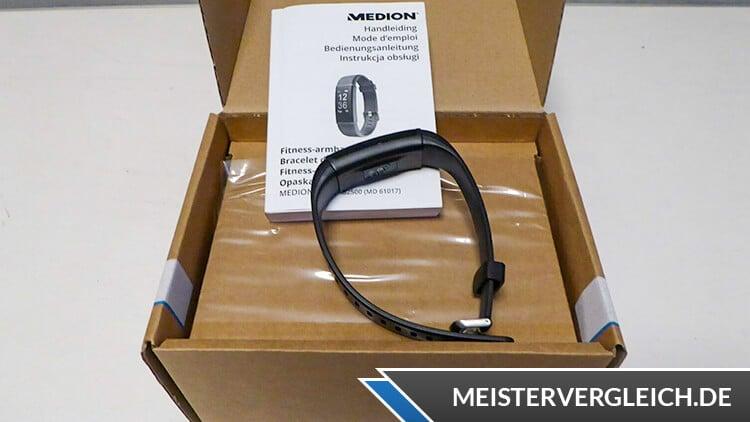 MEDION Life S3750 Fitnessarmband Test