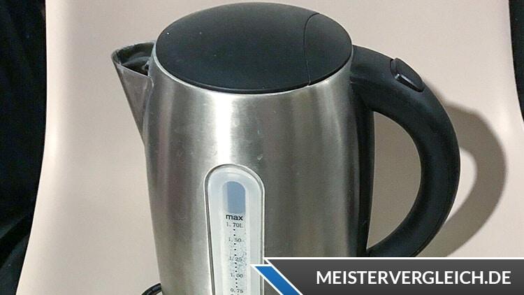 Melitta Prime Aqua Wasserkocher Deckel
