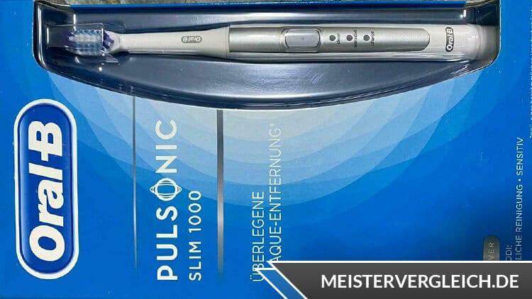 Oral-B Pulsonic Slim 1000 Verpackung