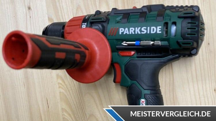 PARKSIDE Akku-Schlagbohrschrauber Test
