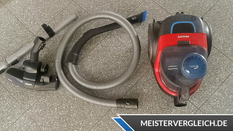 Philips FC9330-09 Bodenstaubsauger Test
