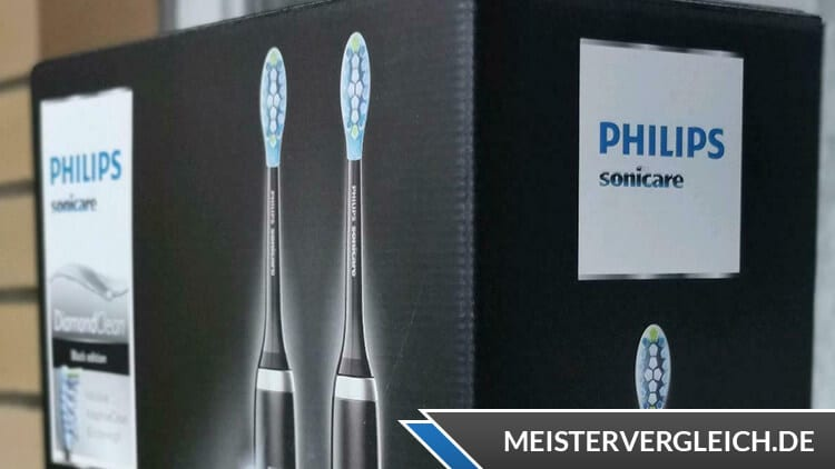 Philips Sonicare DiamondClean Verpackung