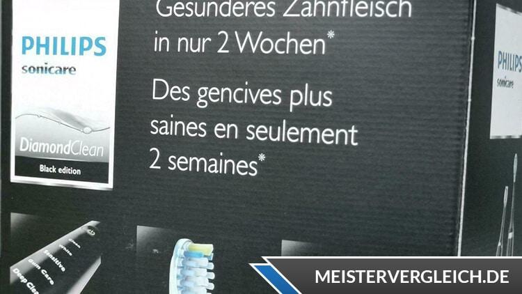 Philips Sonicare DiamondClean Vorteile