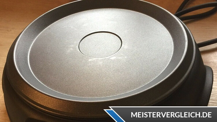 SILVERCREST Fondue Aluminium-Heizplatte