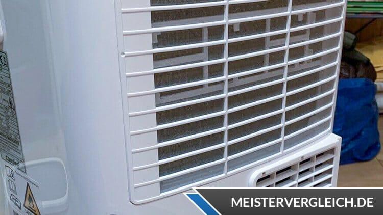 Comfee Klimagerät Mobile 7000 Abluftgitter