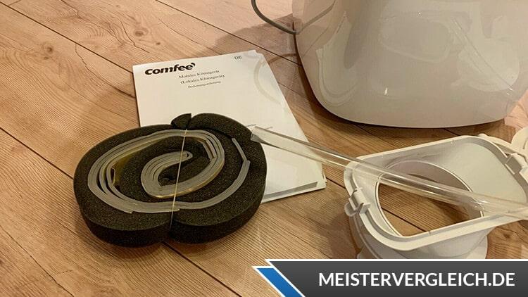 Comfee Klimagerät Mobile 7000 Ersatzteile
