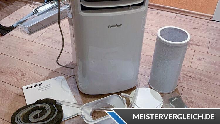 Comfee Klimagerät Mobile 7000 Test