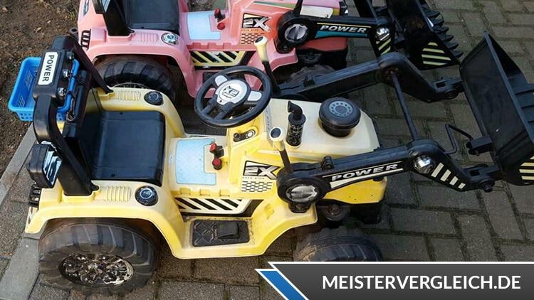 Elektro Traktor für Kinder