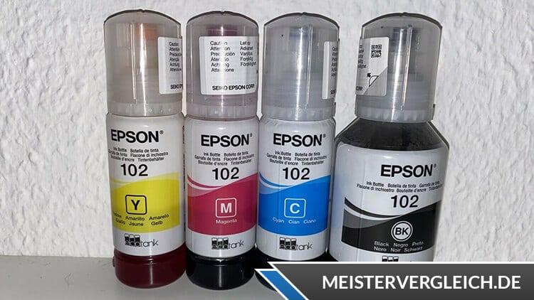 Epson EcoTank ET-2715 Farbpatronen