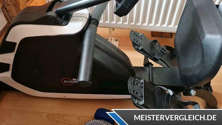 Hammer Rudergerät Cobra XTR Plus II Qualität