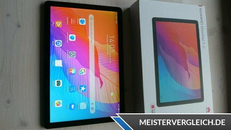 Huawei MatePad T10 Test