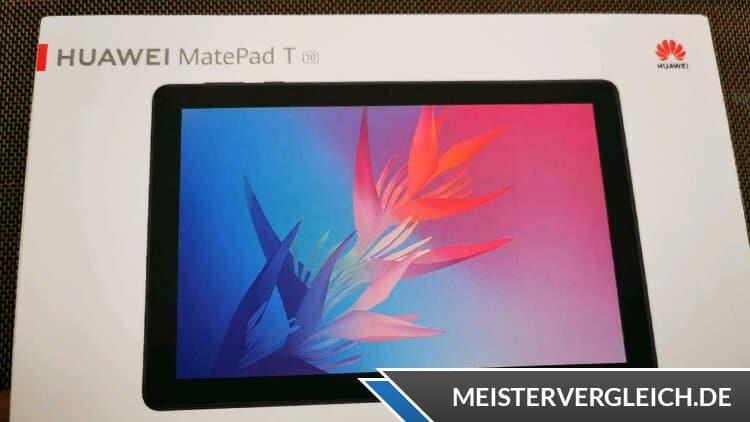 Huawei MatePad T10 Verpackung