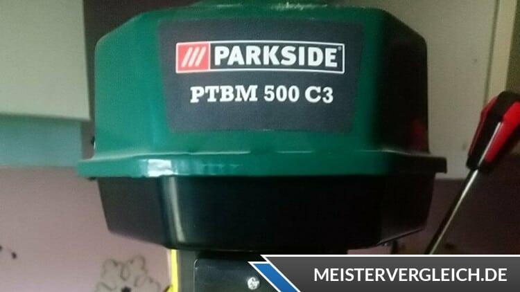 PARKSIDE Tischbohrmaschine Bezeichnung