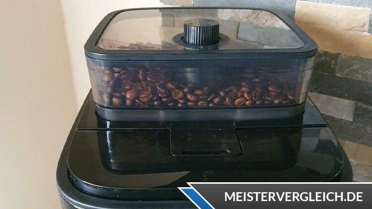 PHILIPS Kaffeemaschine Fassungsvermögen