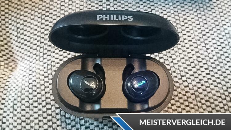 Philips True Wireless In-Ear-Kopfhörer Test