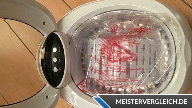QUIGG Ultraschall-Reinigungsgerät Lieferumfang