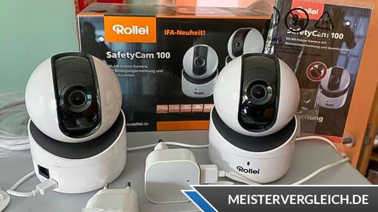 Rollei SafetyCam 100 Test