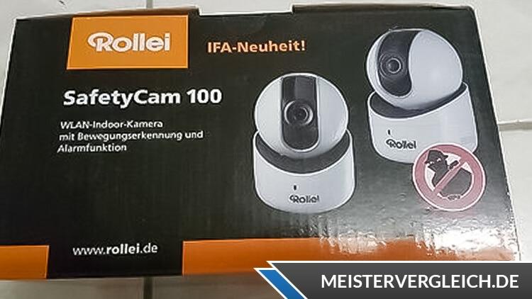 Rollei SafetyCam 100 Verpackung