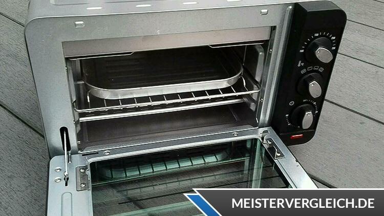 SILVERCREST Grill- Backautomat Innenraum
