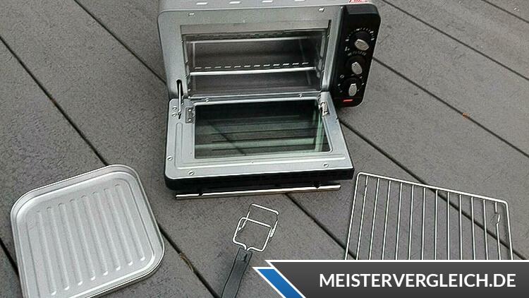 SILVERCREST Grill- Backautomat Lieferumfang