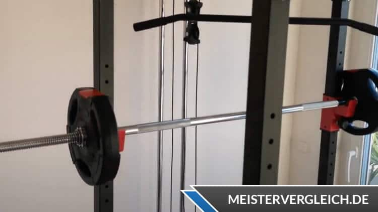 Wellactive Power Rack Test