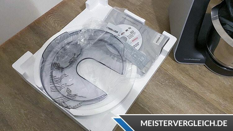 BOSCH MUM59M55 Küchenmaschine Deckel