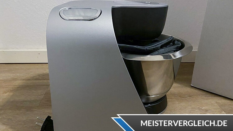 BOSCH MUM59M55 Küchenmaschine Qualität