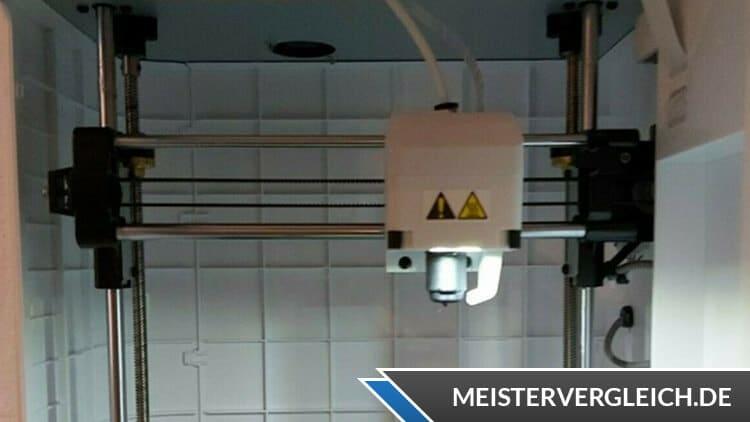 Bresser WLAN 3D-Drucker REX II Funktion